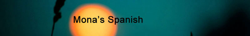 Mona's Spanish tuition and translation Cambridge